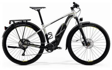 E-Bike Merida EBIG.NINE 600EQ MATT-TITAN