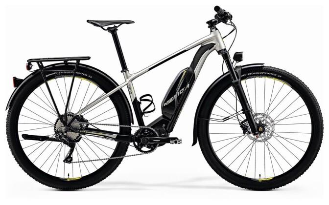E-Bike Merida EBIG.NINE 600EQ MATT-TITAN 2019