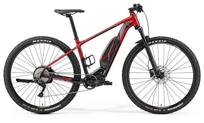 E-Bike Merida EBIG.NINE 500 ROT 2019