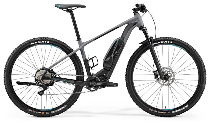 E-Bike Merida EBIG.NINE 500 MATT-GRAU 2019