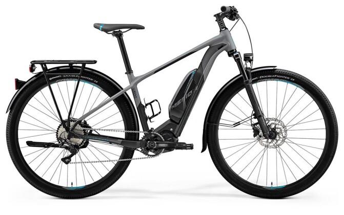 E-Bike Merida EBIG.NINE 500EQ MATT-GRAU 2019