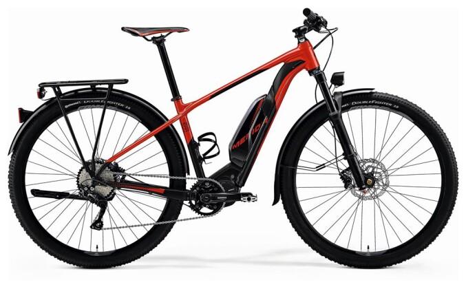 E-Bike Merida EBIG.NINE 500EQ SCHWARZ 2019