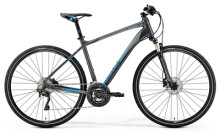 Crossbike Merida CROSSWAY XT-EDITION SILBER