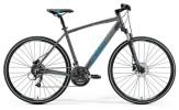 Crossbike Merida CROSSWAY 40-D DUNKELSILBER