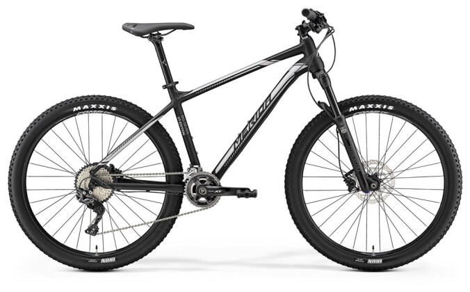 Mountainbike Merida BIG.SEVEN XT-EDITION SCHWARZ 2019