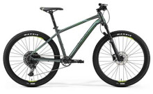Mountainbike Merida BIG.SEVEN 600 DUNKELGRÜN