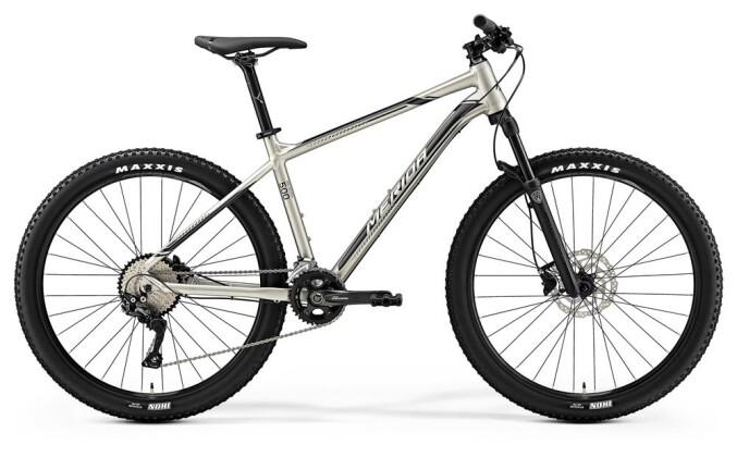 Mountainbike Merida BIG.SEVEN 500 TITAN 2019
