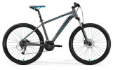 Mountainbike Merida BIG.SEVEN 40-D MATT SILBER
