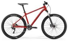Mountainbike Merida BIG.SEVEN 300 ROT