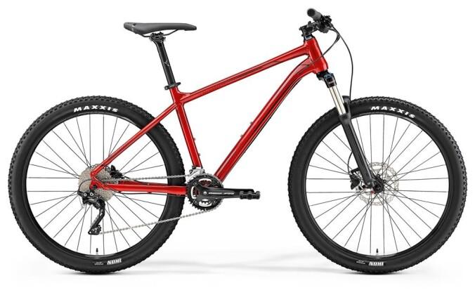 Mountainbike Merida BIG.SEVEN 300 ROT 2019
