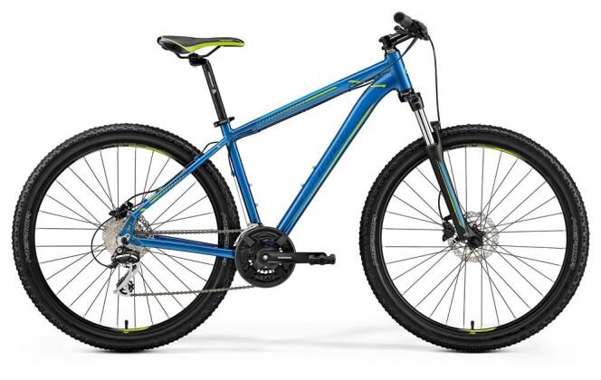Mountainbike Merida BIG.SEVEN 20-D BLAU 2019