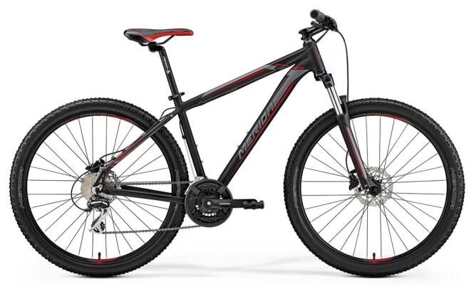 Mountainbike Merida BIG.SEVEN 20-D MATT-SCHWARZ 2019