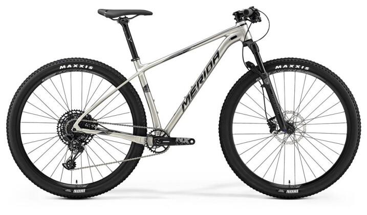 Mountainbike Merida BIG.NINE NX-EDITION TITAN 2019