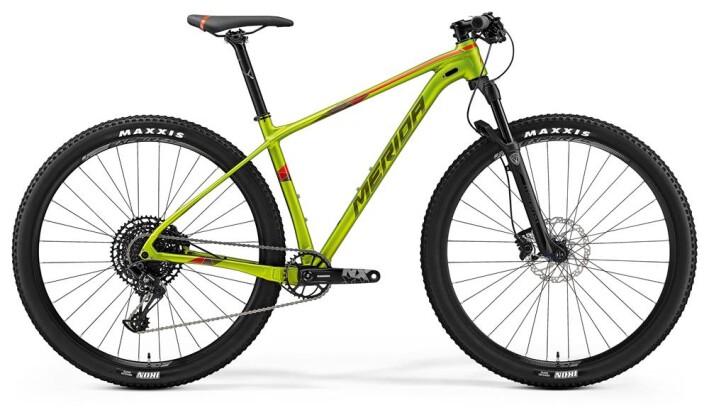 Mountainbike Merida BIG.NINE NX-EDITION OLIVGRÜN 2019