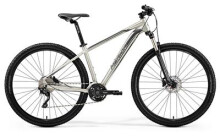 Mountainbike Merida BIG.NINE 80-D MATT TITAN