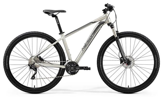 Mountainbike Merida BIG.NINE 80-D MATT TITAN 2019