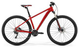 Mountainbike Merida BIG.NINE 80-D DUNKELROT