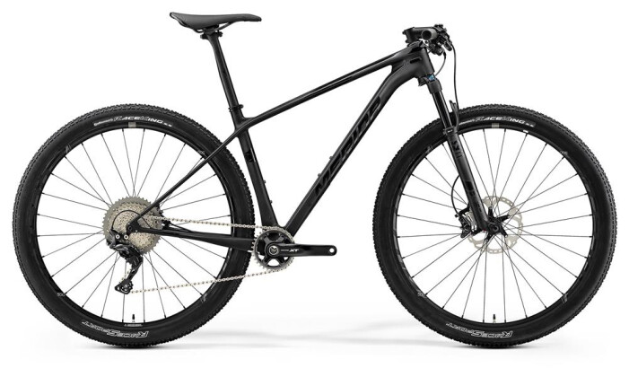 Mountainbike Merida BIG.NINE 7000 MATT-CARBON 2019