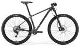 Mountainbike Merida BIG.NINE 700 DUNKEL-SILBER