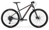 Mountainbike Merida BIG.NINE 600 MATT DUNKELSILBER