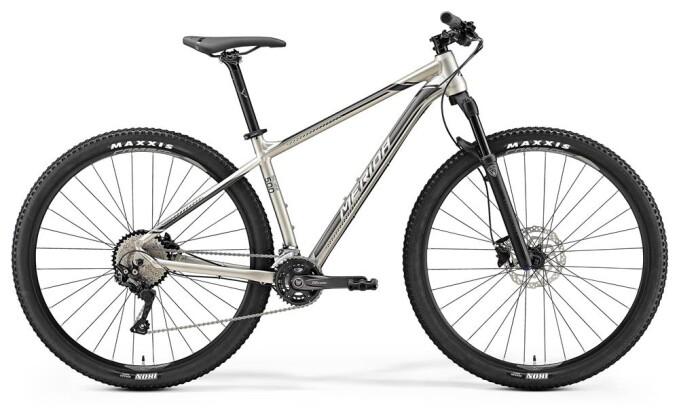 Mountainbike Merida BIG.NINE 500 TITAN 2019