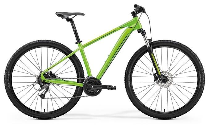 Mountainbike Merida BIG.NINE 40-D GRÜN 2019