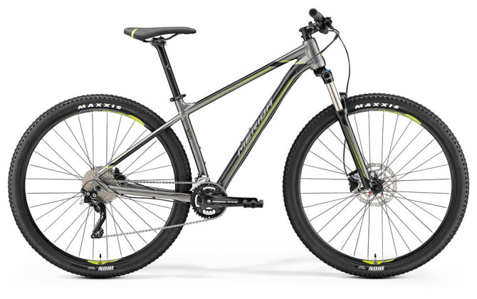 Mountainbike Merida BIG.NINE 300 ANTHRAZIT 2019