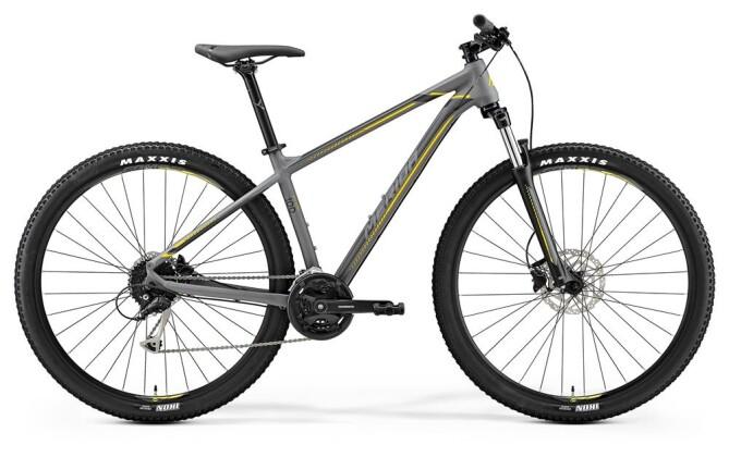Mountainbike Merida BIG.NINE 100 MATT-GRAU 2019