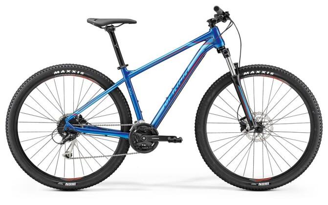 Mountainbike Merida BIG.NINE 100 BLAU 2019