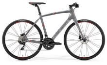 Crossbike Merida SPEEDER 400 MATT GRAU