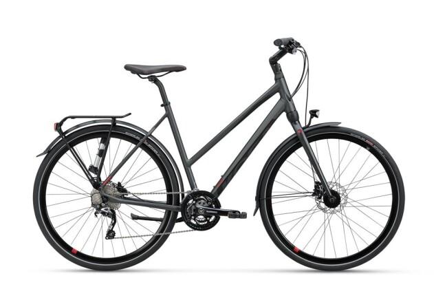 Trekkingbike KOGA F3 5.0 S MIXED Off Black Matt 2019