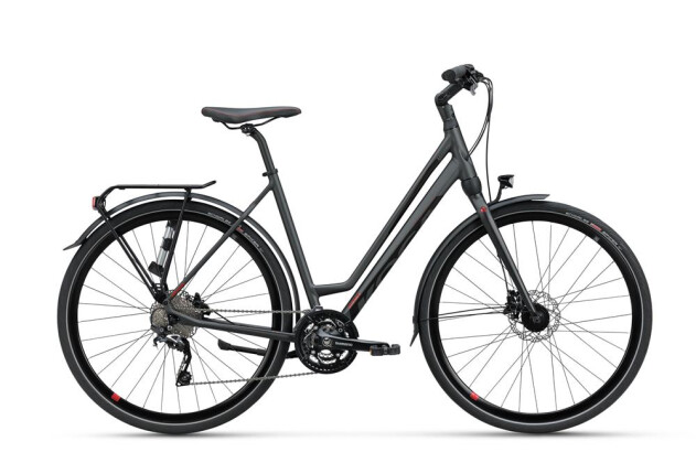Trekkingbike KOGA F3 5.0 S LADY Off Black Matt 2019