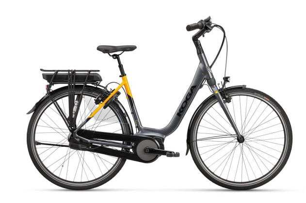 E-Bike KOGA E-NOVA AUTOMATIC LADY Grey 2019