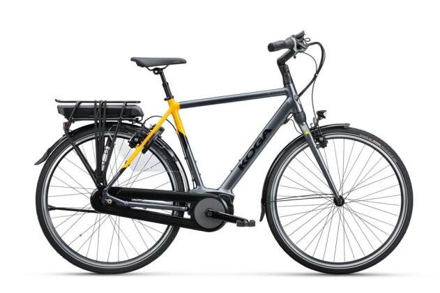 E-Bike KOGA E-NOVA 500WH Grey 2019