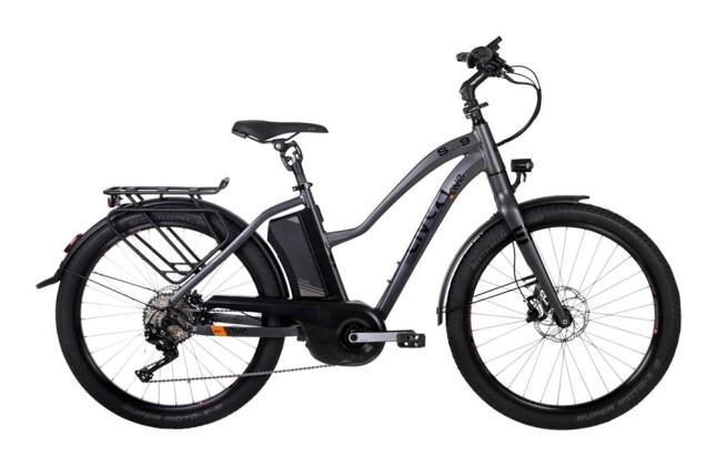 E-Bike AVE SH9 Lady XT 2019