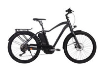 E-Bike AVE SH9 Gent XT smoke grey