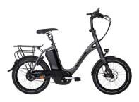 E-Bike AVE MH9 Nuvinci smoke grey