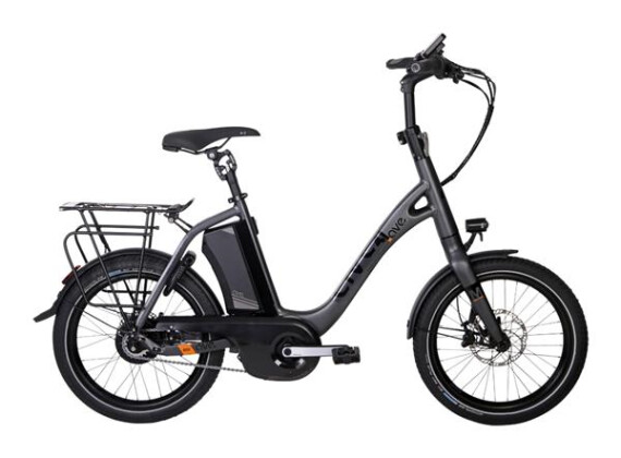E-Bike AVE MH9 Nuvinci smoke grey 2019