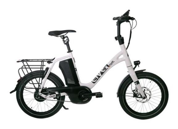 E-Bike AVE MH9 NX8 LL white 2019