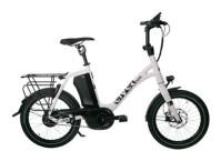 E-Bike AVE MH9 Nuvinci white