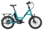 E-Bike i:SY DrivE N3.8 ZR wasserblau