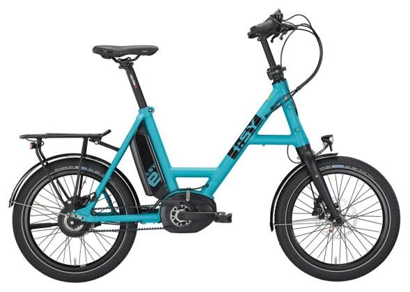 E-Bike i:SY DrivE N3.8 ZR wasserblau 2019