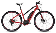E-Bike Ghost Hybride Square Cross B4.9 AL W