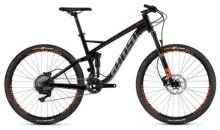 Mountainbike Ghost Kato FS 5.7 AL U Schwarz