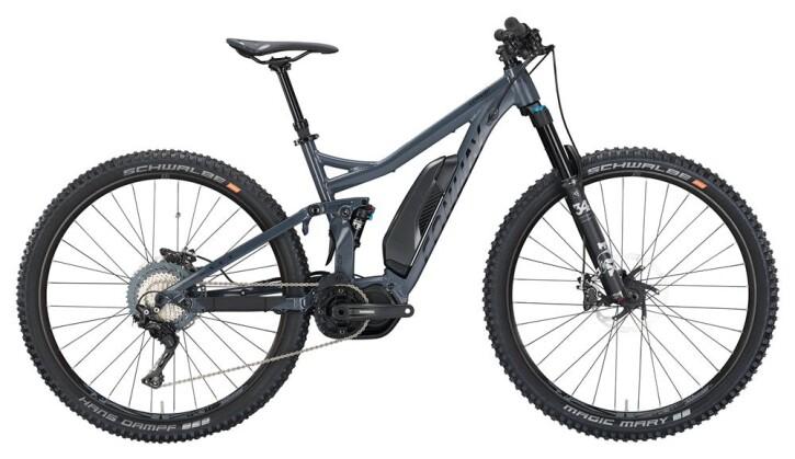 E-Bike Conway eWME 629 grey matt/grey 2019