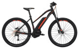 E-Bike Conway eMS 227 SE 500 Trapez black matt/orange