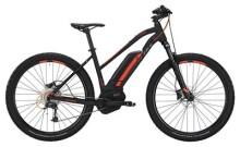 E-Bike Conway eMS 227 SE 500 Trapez black matt/orange