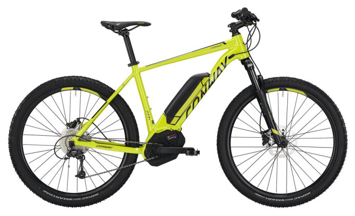 E-Bike Conway eMS 227 SE 500 Diamant green/black 2019
