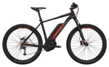 E-Bike Conway eMS 227 SE 400 Diamant black matt/orange