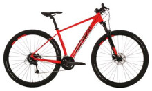 Mountainbike Conway MS 529 red/black